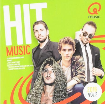 Hit music 2016. Vol. 3