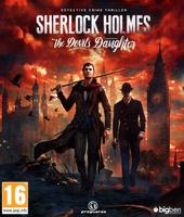 Sherlock Holmes : the devil's daughter : detective crime thriller