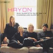String quartets, op.20 nos 1-3