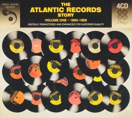 The Atlantic records story. Vol. 1, 1950-1956