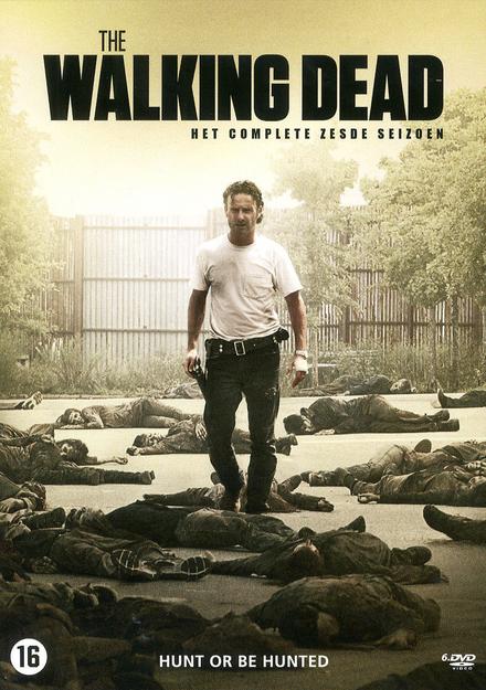 The walking dead. Het complete zesde seizoen