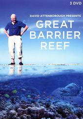 David Attenborough presents Great Barrier Reef