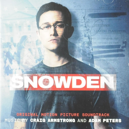 Snowden : original motion picture soundtrack