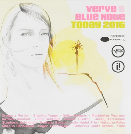 Verve & Blue Note today 2016