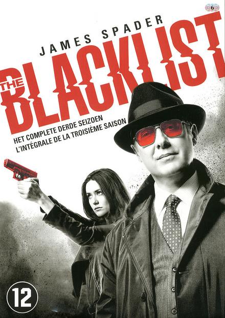 The blacklist. Het complete derde seizoen