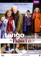 Last tango in Halifax. Serie 1-3