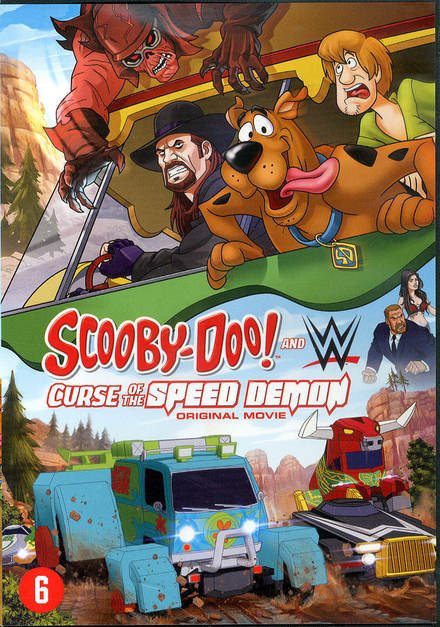 Scooby-Doo! and WWE : curse of the speed demon
