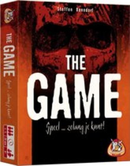 The game : Speel ... zolang je kunt!