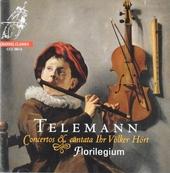 Concertos & cantata Ihr Völker hört