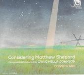 Considering Matthew Shephard