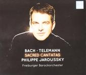 Bach - Telemann : sacred cantatas