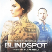 Blindspot : original television soundtrack : season 1