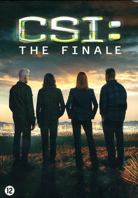 CSI : the finale