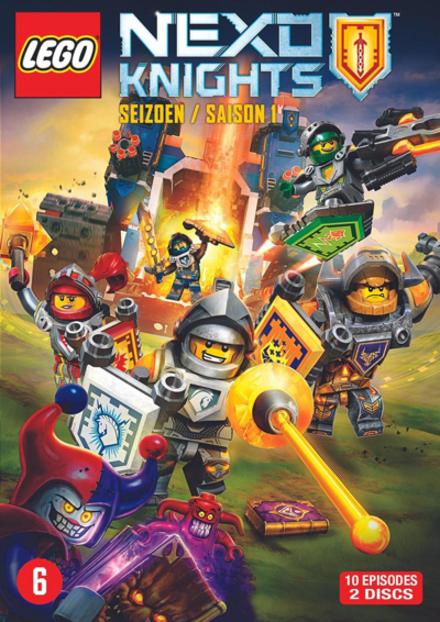 Lego Nexo knights. Seizoen 1