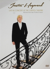Live in concert at the Capitol Theatre