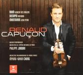 21st century violin concertos : Rihm, Dusapin, Mantovano