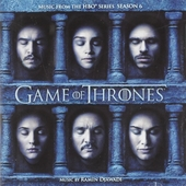 Game of thrones : music from the HBO series. Season 6