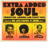 Extra added soul : crossover, modern and funky soul