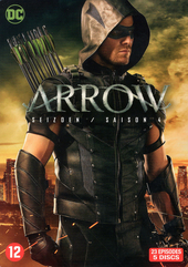 Arrow. Seizoen 4
