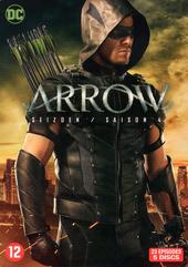 Arrow. Seizoen 4