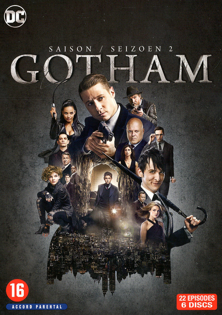 Gotham. Seizoen 2