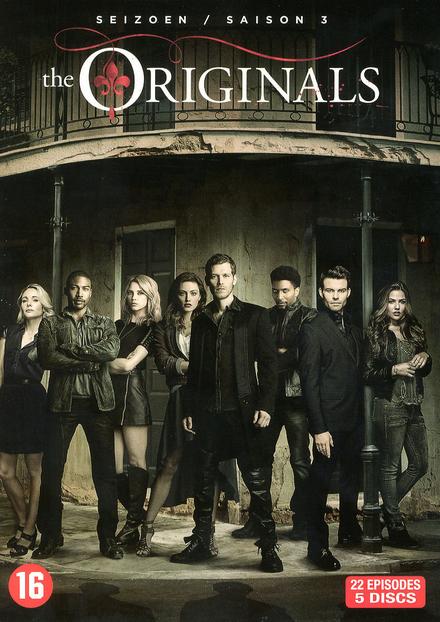 The originals. Seizoen 3