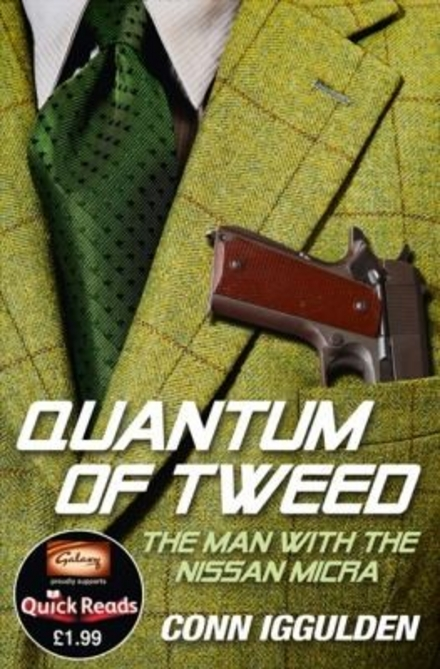Quantum of tweed : the man with the Nissan Micra