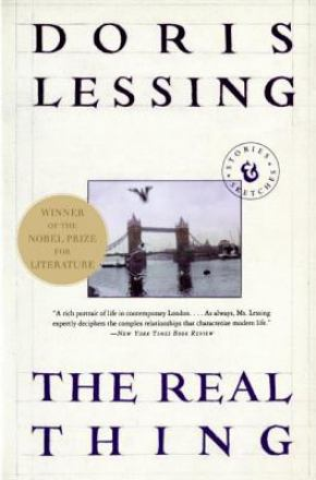 The real thing : stories and sketches
