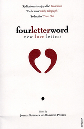 Four letter word : new love letters