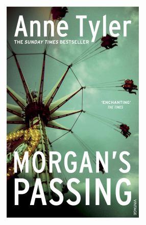 Morgan's passing