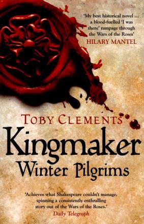 Winter pilgrims - Een strijd om te overleven in de Engelse Rozenoorlogen