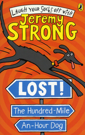Lost! : the hundred-mile-an-hour dog