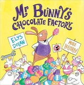 Mr. Bunny's chocolate factory