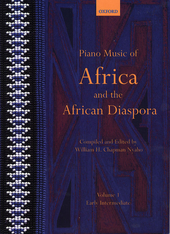 Piano music of Africa and the African Diaspora. Vol. 1, Early intermediate