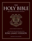 The Holy Bible : quatercentenary edition : an exact reprint in roman type, page for page, line for line, and letter...