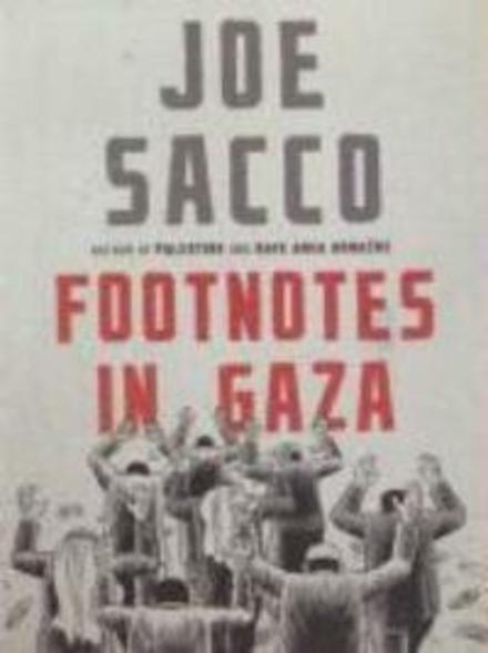 Footnotes in Gaza