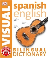Visual bilingual dictionary : Spanish-English