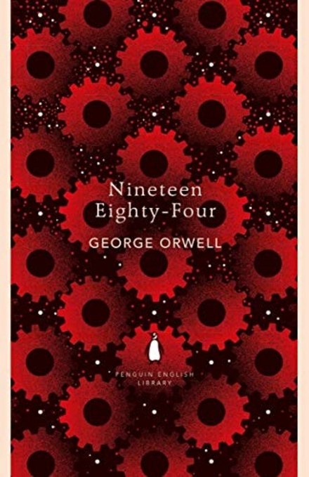 Nineteen eighty-four : a novel