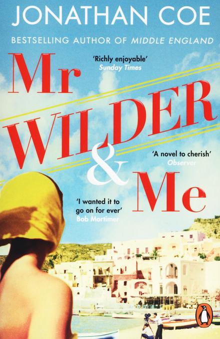 Mr. Wilder & me