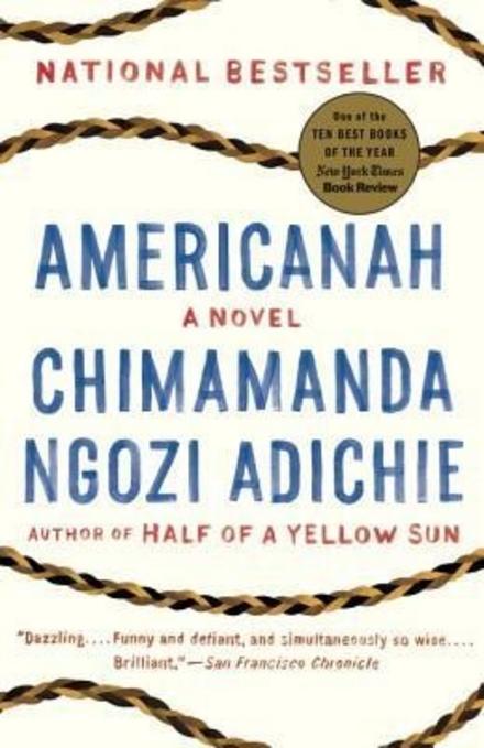 Americanah - 'Ik werd pas zwart toen ik in Amerika kwam'
