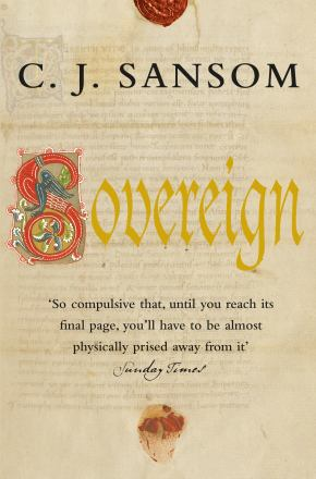 Sovereign - Op zoek naar een moordenaar én een geheim over het koningshuis