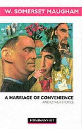 A marriage of convenience and other stories