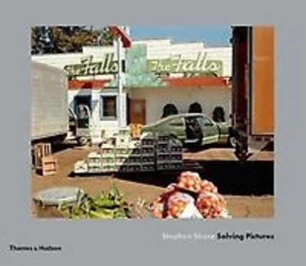 Stephen Shore : solving pictures
