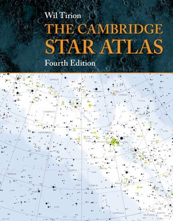 The Cambridge star atlas