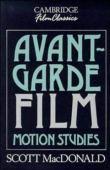 Avant-garde film : motion studies