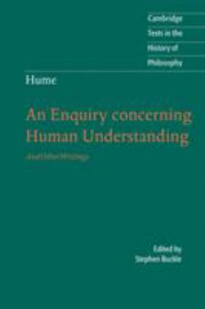 An enquiry concerning human understanding and other writings
