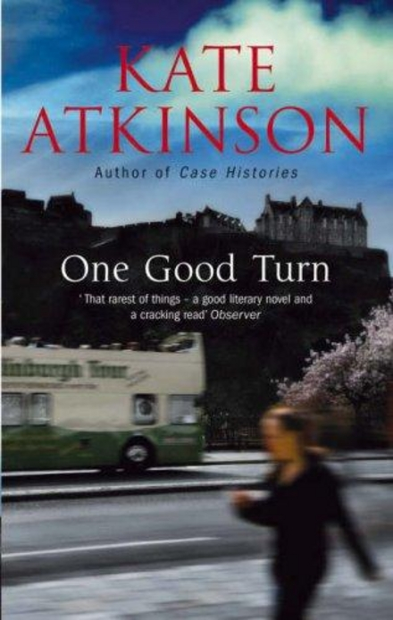 One good turn : a jolly murder mystery