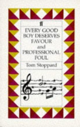 Every good boy deserves favour and Professional foul