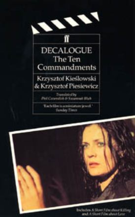 Decalogue : the ten commandments