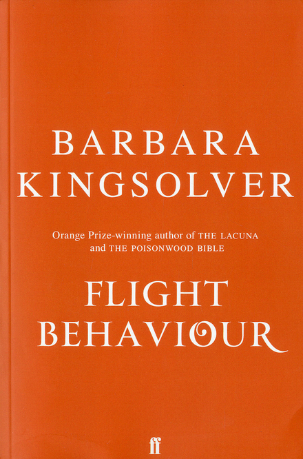 Flight behaviour : a novel